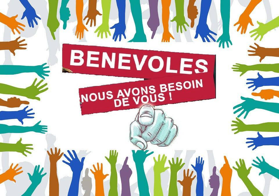 Journée d'échanges et de formation pour les bénévoles dimanche 10 octobre 2021 à Créteil reportée à une date ultérieure